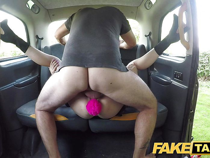 Fake Female Taxi Blonde